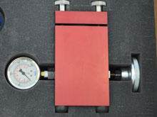 Diver 125 wet pressure tester - packaging
